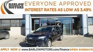 Audi Q7 3.0 (Tiptronic) (APPLY NOW DRIVE NOW)