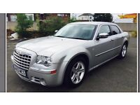 2009 CHRYSLER 300c 3.0 TURBO DIESEL *** TOP SPEC ***