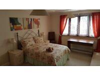 Master En-suite Bedroom to let in Pen Hill, Poole
