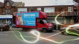 S.K cheap house and flats Removals service 2 men and large van