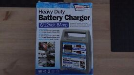 heavy duty car battery charger worth 30 pounds on ebay never used