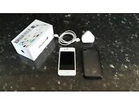 iPhone 4s (White) on EE 8gb