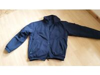 Shires Mens quality fleeced lined jacket. Large size. Brand new.