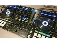 Pioneer DDJ-RX dj 4 channel controller and stand alone mixer
