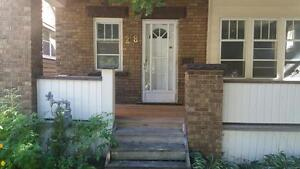 Steps away from downtown Kitchener! Make this 2 bedroom yours!