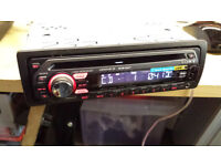 Sony CDX-GT424U head unit