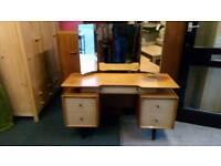 Vintage retro G PLAN dressing table