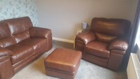 Sofa and Electric Armchair for sale