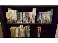 Various fantasy books