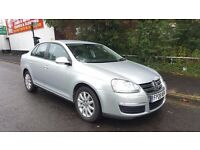2008 VW Jetta 1.6 Petrol 5 Door 1 Year MOT Full Service History 54000 Miles Only   Cards Accepted 