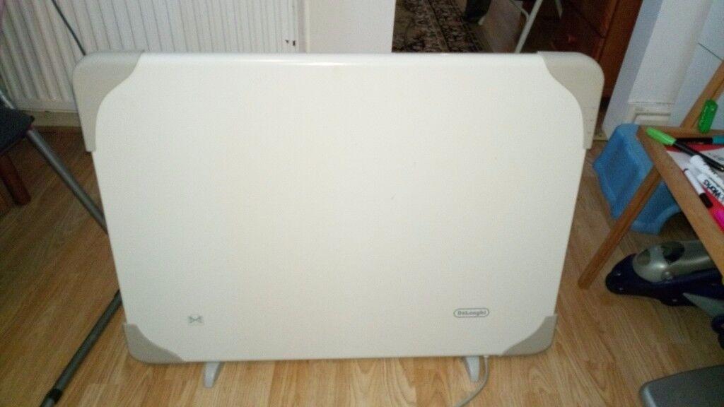 oil panel radiator