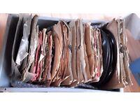 Gramaphone records 78rpm