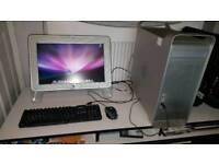 Apple Power Mac G5. 1.8, Ram1gb. HDD 500g big display RRP £550