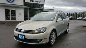2012 Volkswagen Golf 2.0 TDI Highline (A6)