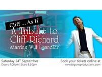 Cliff... As If - Cliff Richard Tribute
