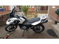 BMW G650GS FOR SALE ABS, HEATED GRIPS