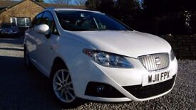 2011 11 Seat Ibiza ST 1.2 CR Ecomotive SE TDI Estate