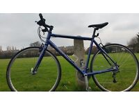 """CARRERA GRYPHON HYBRID BIKE..21.5"""" FRAME..700c WHEELS..EXCELLENT CONDITIONS BIKE…READY TO RIDE"""