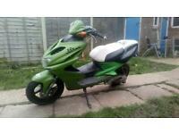 100cc Yamaha aerox for sale  Trowbridge, Wiltshire