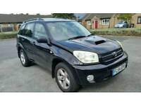 Toyota rav4 diesel full Toyota services history leather interior