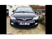 Quick Sale !!! Honda Civic 1.3 Hybrid Electric Lady Owner & Full Service History