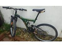 Man's bike