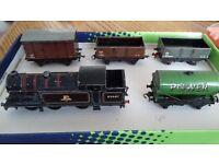 Hornby Meccano Dublo Train