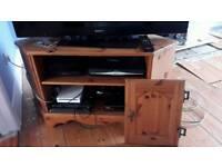 Corner TV unit project