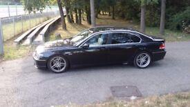 BMW 7 Series AC Schnitzer Black 745IL LWB