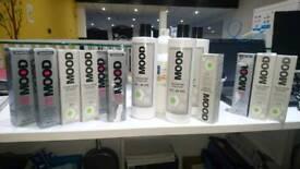 MOOD hair dressing salon products