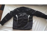 Alpinestars Air trousers and jacket summer vented mesh textile set