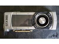 GTX 980 4GB EVGA VIDEO CARD COMPUTER DESKTOP PC GRAPHICS CARD