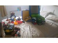 Bundle of boys toys (selling for charity)