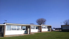 A Collection of Chalets on the Sundowner site on Newport Road in Hemsby