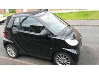Smart Fortwo 1.0 Passion Cabriolet 2dr 2009