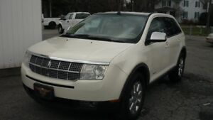 2007 Lincoln MKX MKX AWD TOIT OUVRANT  CUIR