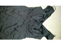 Brand new Size 14 george black dress
