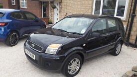 2007 Black Ford Fusion