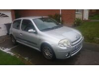 Renault clio sport 172 phase one