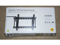 "TV Wall Mount Bracket with Tilt (up to 42"" TV)"