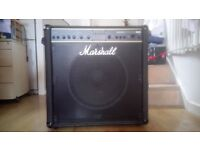 Marshall Bass State 150 watt combo bass amplifier