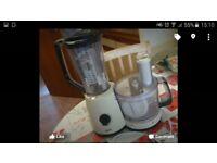 Bifinett food processor/mixer