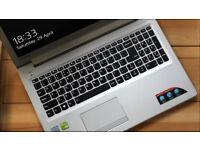 Lenovo IdeaPad 510 15.6 inch Full HD Gaming Laptop
