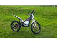 Oset 20 kids childs electric trials motorbike motorcycle