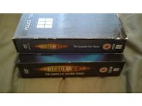 dr who box sets