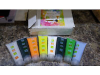 8 Tubes of Twiddlers Acrylic Paints