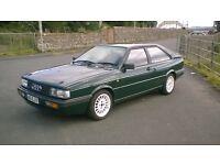 Audi,coupe,quattro,B2,Type 85,Quattro,4x4,2.2,Classic,car,1980's,5 cylinder,