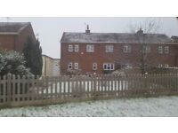 Home swap / mutual exchange, downsize from 3 bed to 2 bed house