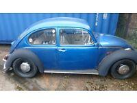 Classic 1971 VW Beetle (Fantastic project car)