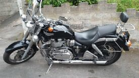 Triumph America `06` 12 months MOT, FSH, New Tyres, Chain Set & Battery, Great Condition!
